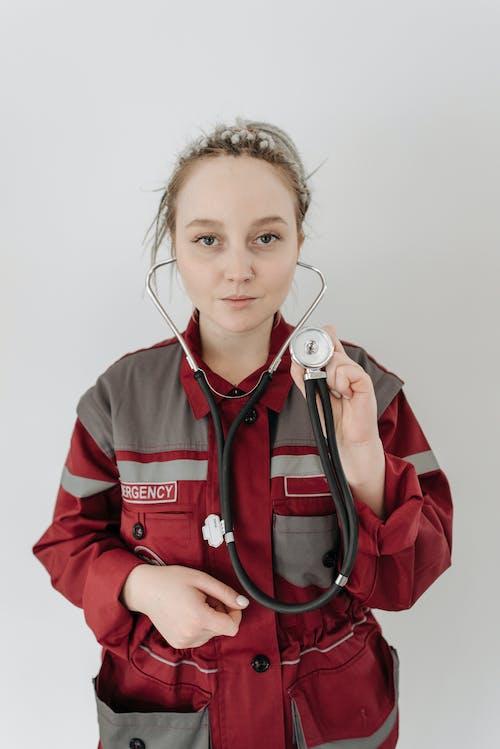 Portrait Photo Of An EMT