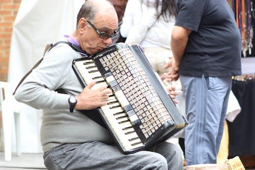 Free stock photo of acordeon, bogota, city