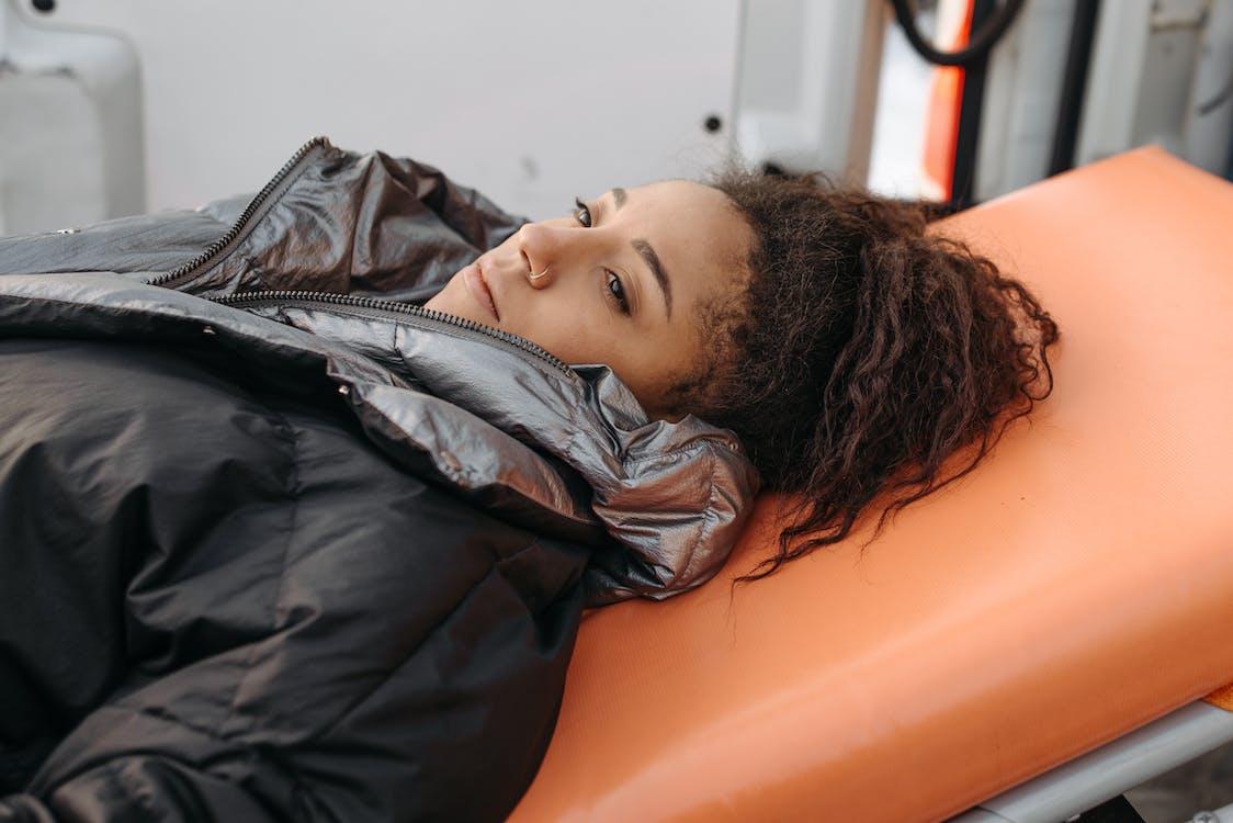 Foto profissional grátis de doente, enfermo, indisposto