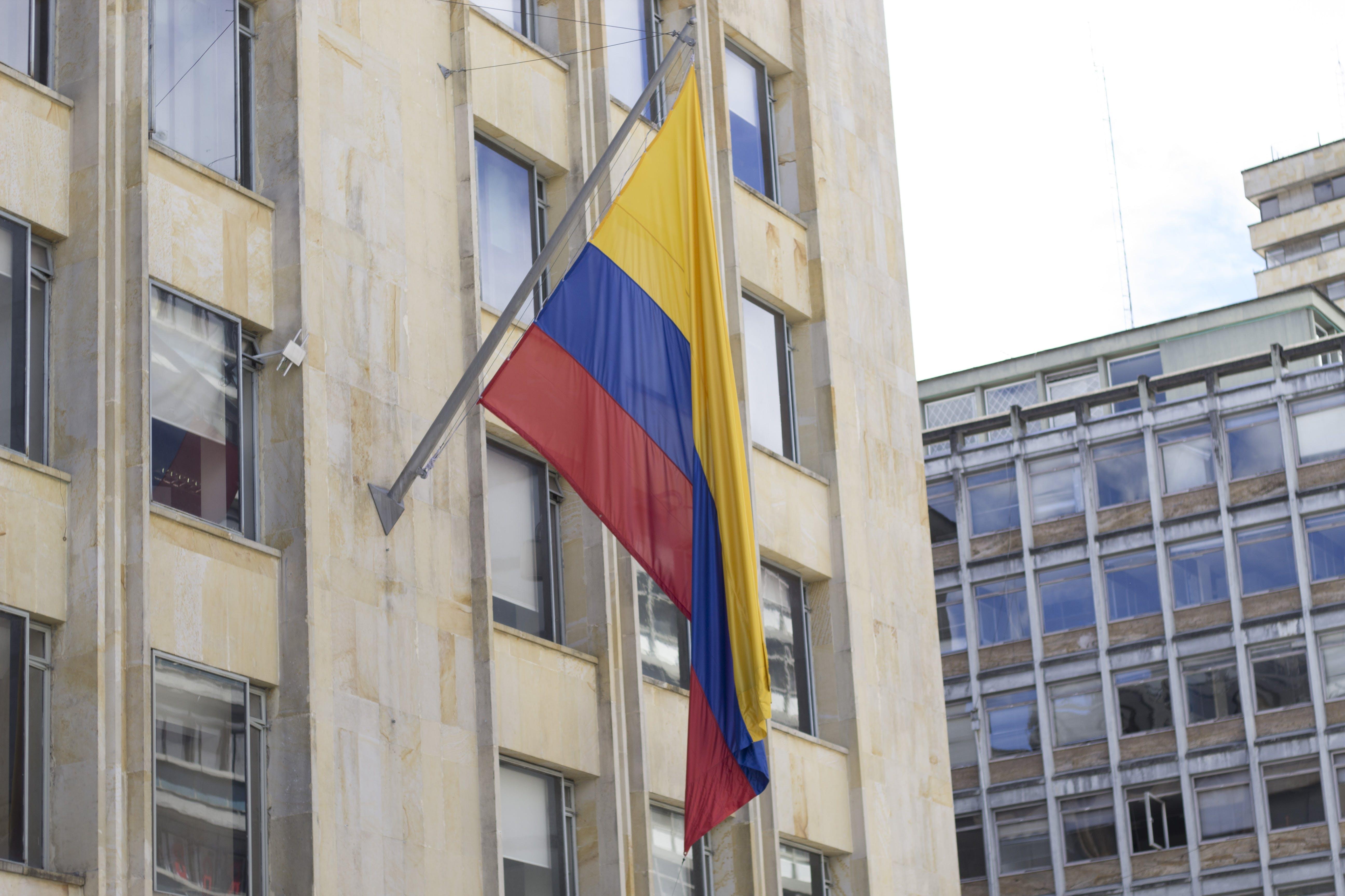 Free stock photo of bandera, bogota, city, citylife