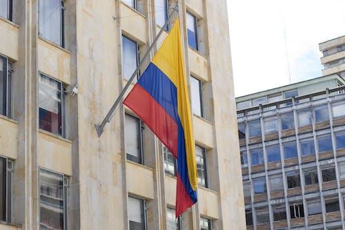 Free stock photo of bandera, bogota, city