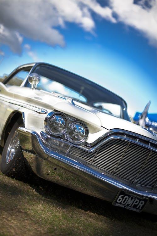 Fotobanka sbezplatnými fotkami na tému auto, automobilový priemysel, klasický, vintage