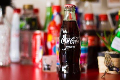Free stock photo of coca cola, coke, collection