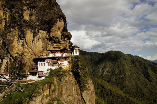 Ingyenes stockfotó hegy, hegytető, kolostor témában