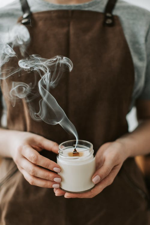 Free stock photo of breakfast, candle, candle light