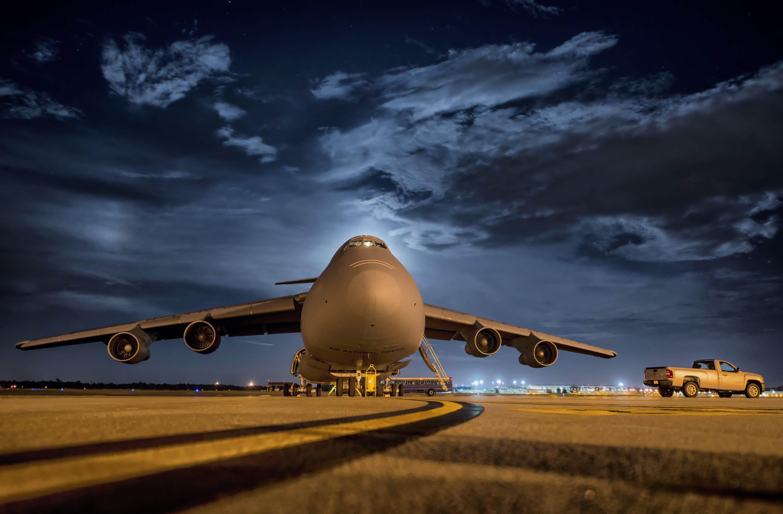 天空, 平面, 晚上, 航空 的 免費圖庫相片