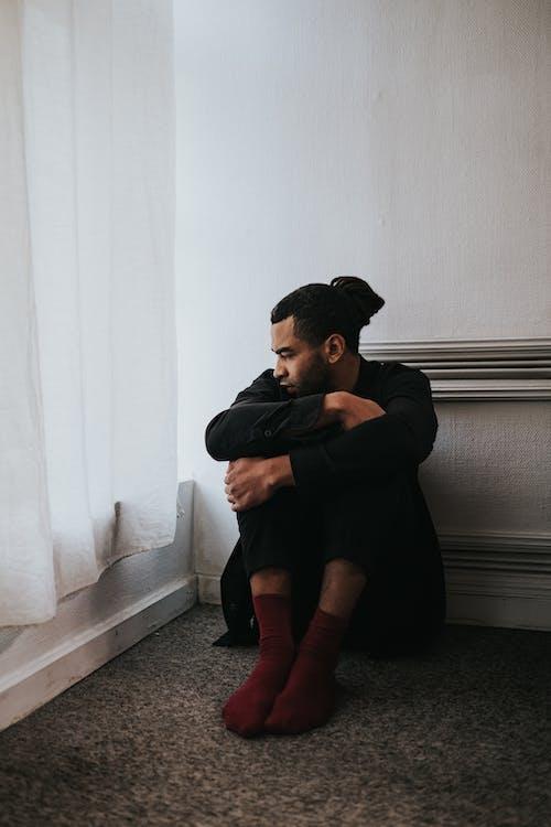 Free stock photo of adult, agoraphobia, alone