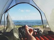 feet, morning, adventure