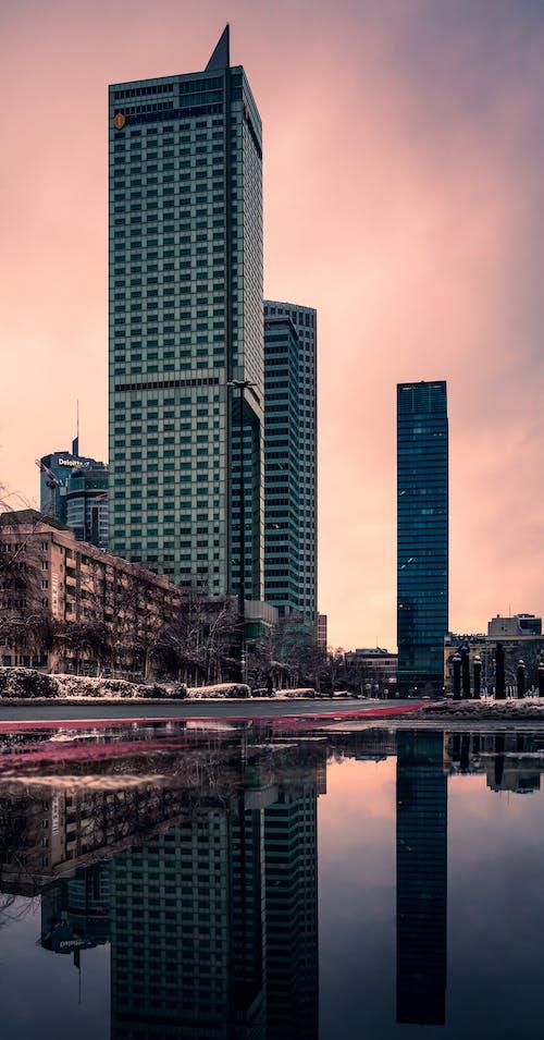 Kostenloses Stock Foto zu architektur, europäische stadt, gebäude