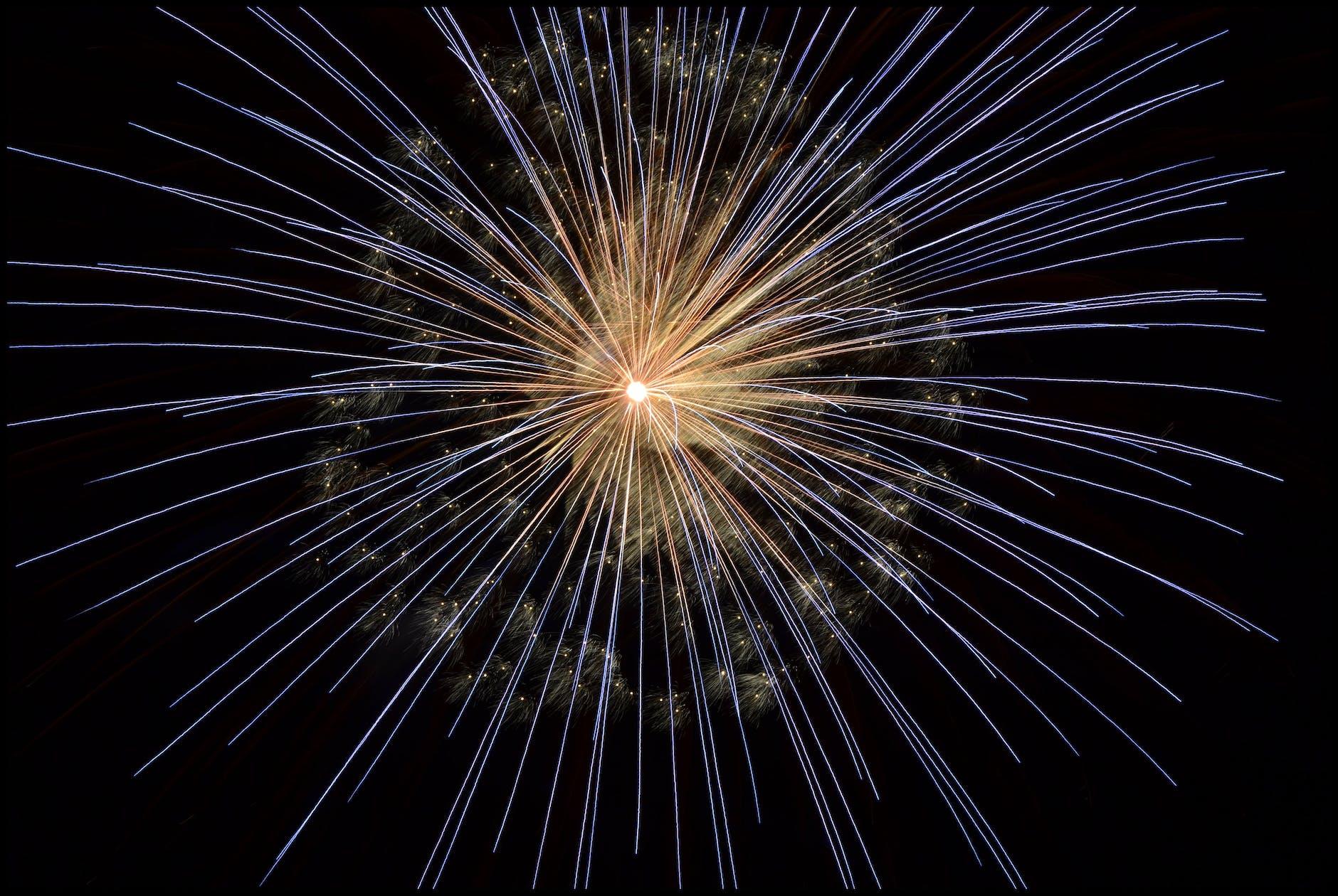 Explosoión de luces
