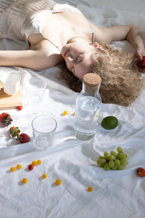 Foto profissional grátis de acolhedor, aconchegante, adormecido