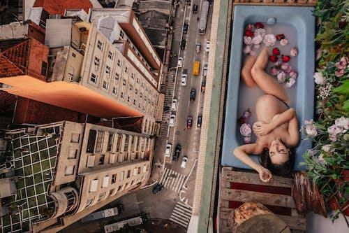 banheira, cidade, estudio 的 免费素材图片