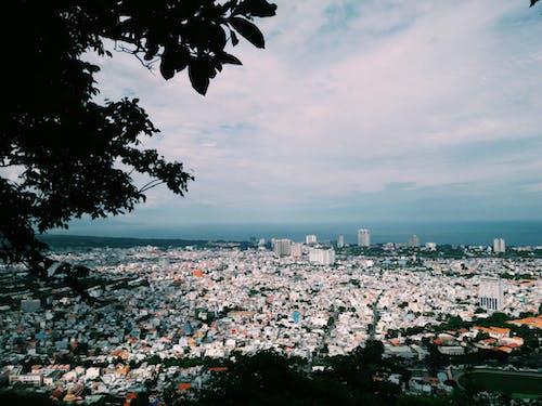 คลังภาพถ่ายฟรี ของ ภูมิทัศน์, ภูมิประเทศ, เมือง