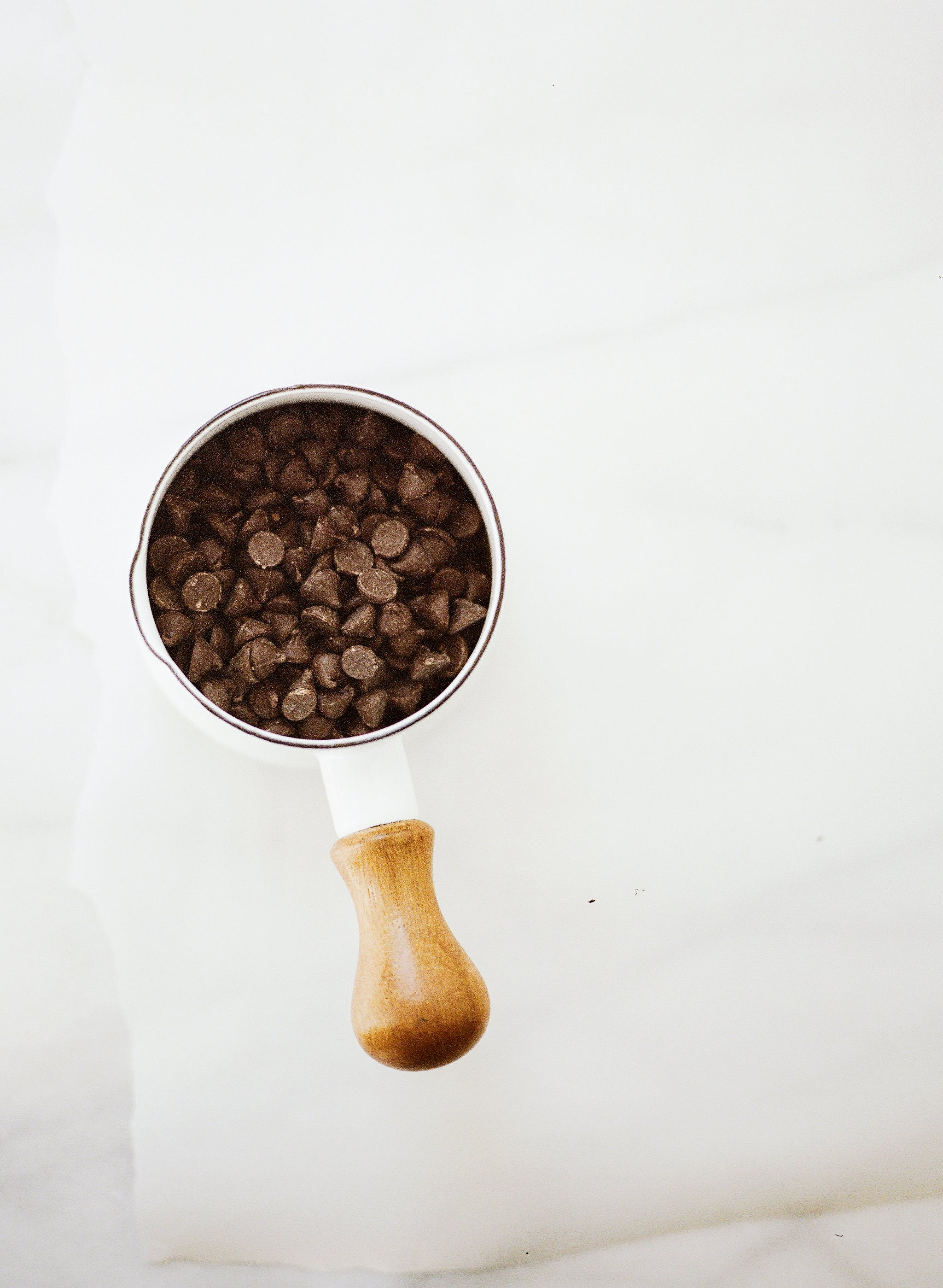 Chocolate Chips on Mug