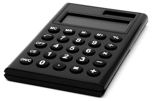 Gratis stockfoto met berekenen, berekening, calculator, getallen