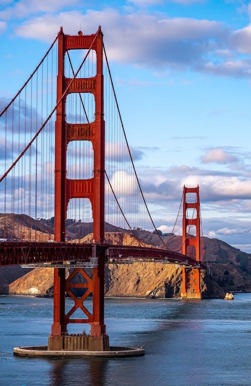 Ilmainen kuvapankkikuva tunnisteilla arkkitehdin suunnitelma, golden gate, Kalifornia