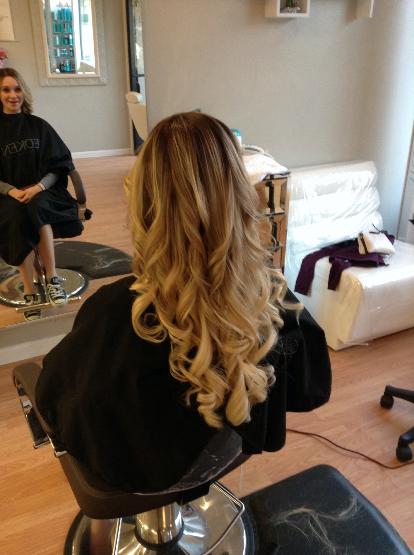 Image result for mobile hairdresser