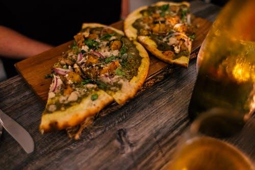 Fotos de stock gratuitas de comida italiana, corteza, de alta cocina