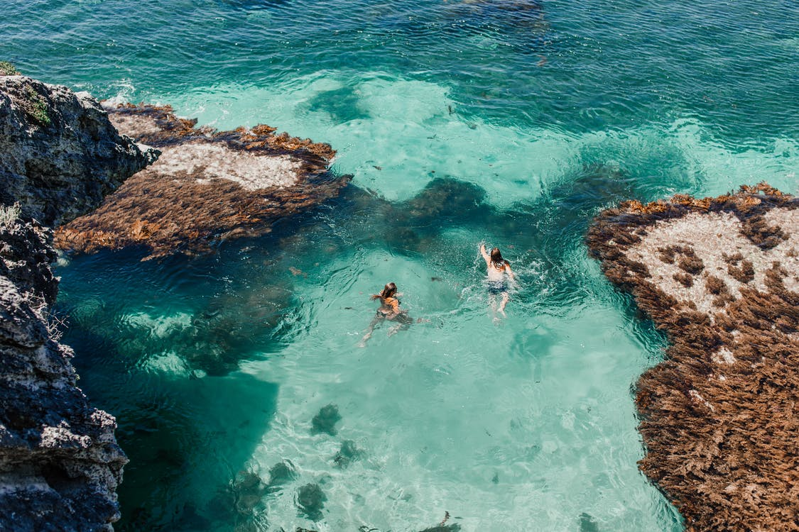 Darmowe zdjęcie z galerii z lato, morze, nurkowanie