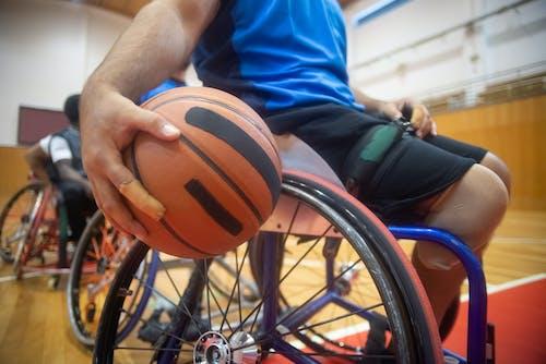 Gratis lagerfoto af basketball, folk, fritid
