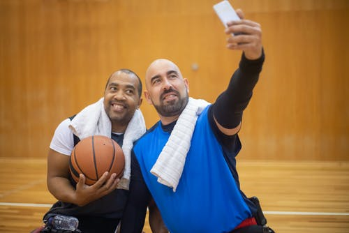 Fotos de stock gratuitas de atletas, baloncesto, hombres