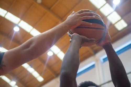 Fotos de stock gratuitas de baloncesto, de cerca, juego