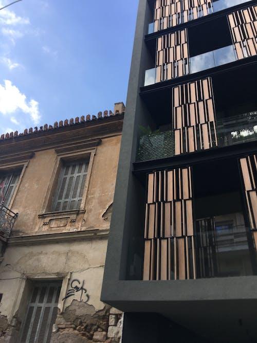 Fotobanka sbezplatnými fotkami na tému 100-ročný rozdiel, budova, neoklasicistický