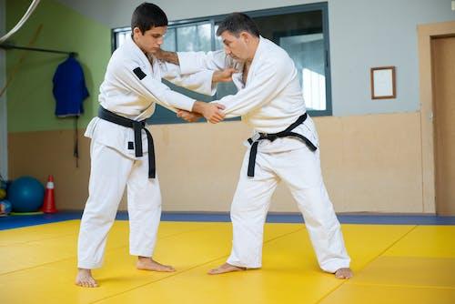Free stock photo of adult, belt, combat