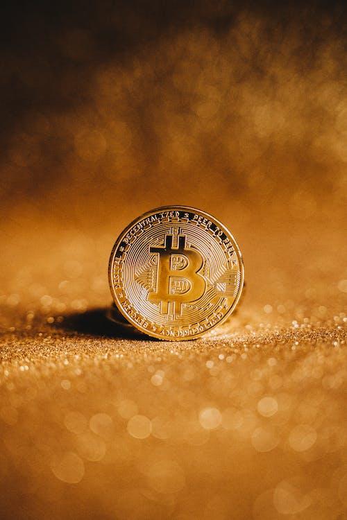 Free stock photo of antique, art, bitcoin