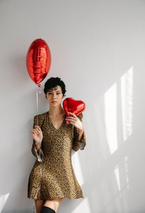 Gratis stockfoto met aantrekkingskracht, alleen, ballon