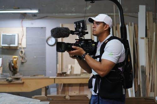 Photos gratuites de production vidéo commerciale