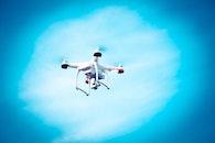 technology, aerial, blue sky