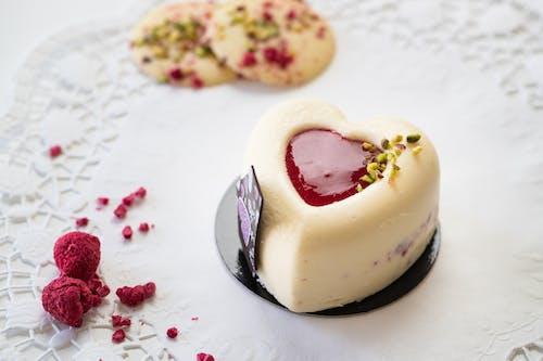 Free stock photo of baking, berry, cake