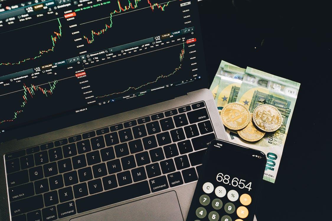 Free stock photo of achievement, bitcoin, business
