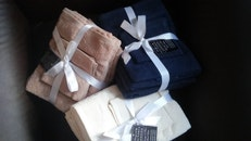 towels, bundle, bath towels