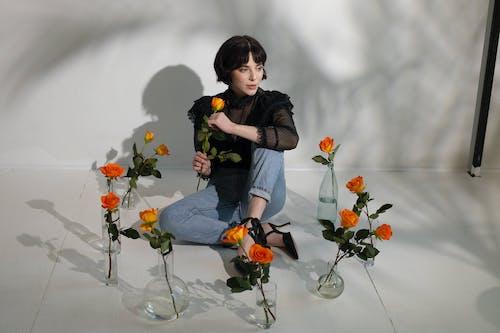 Безкоштовне стокове фото на тему «безтурботний, Блузка, ваза»