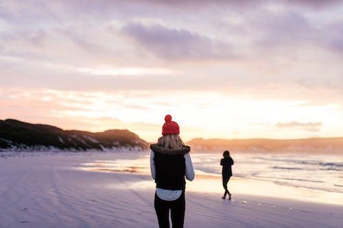 Безкоштовне стокове фото на тему «берег моря, вечір, вода»