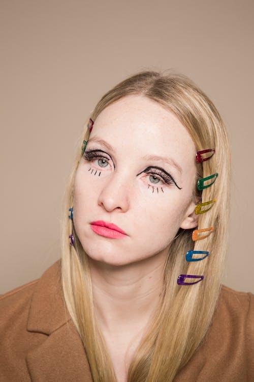 Δωρεάν στοκ φωτογραφιών με blondie, millennial, vogue