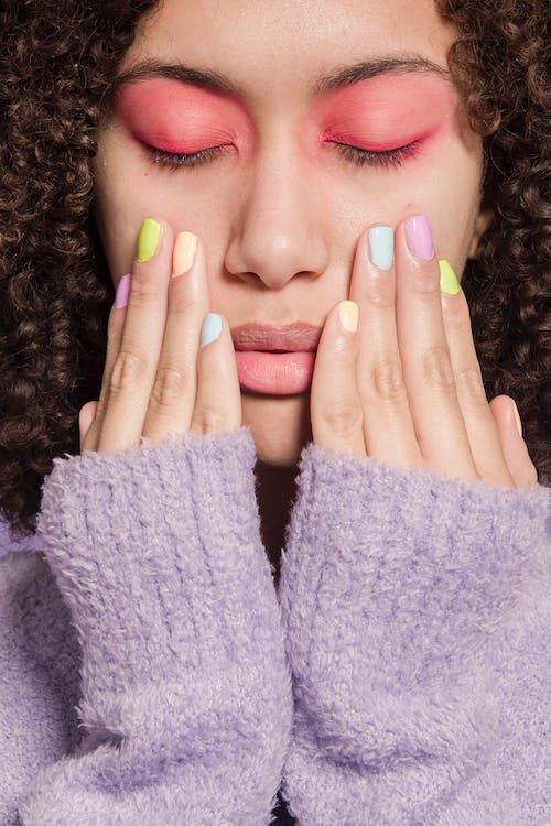 个性, 修手指甲, 個性 的 免费素材图片