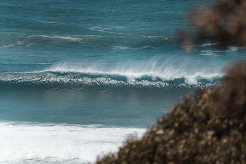Бесплатное стоковое фото с авария, аквамарин, берег