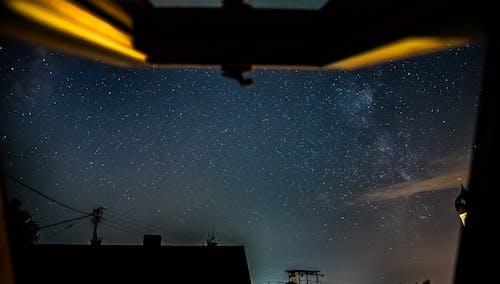 Kostenloses Stock Foto zu desktop hintergrundbilder, galaxie, galaxis