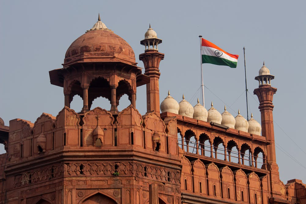 Indian Flag @pexels.com