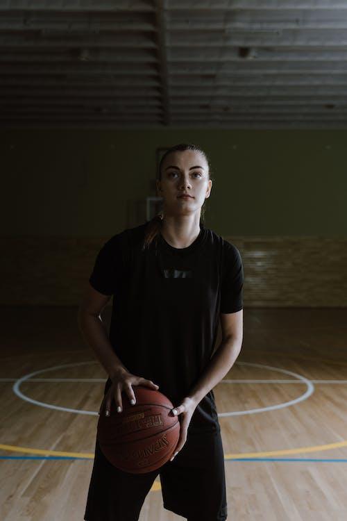 Gratis lagerfoto af aktiv, atlet, basketball