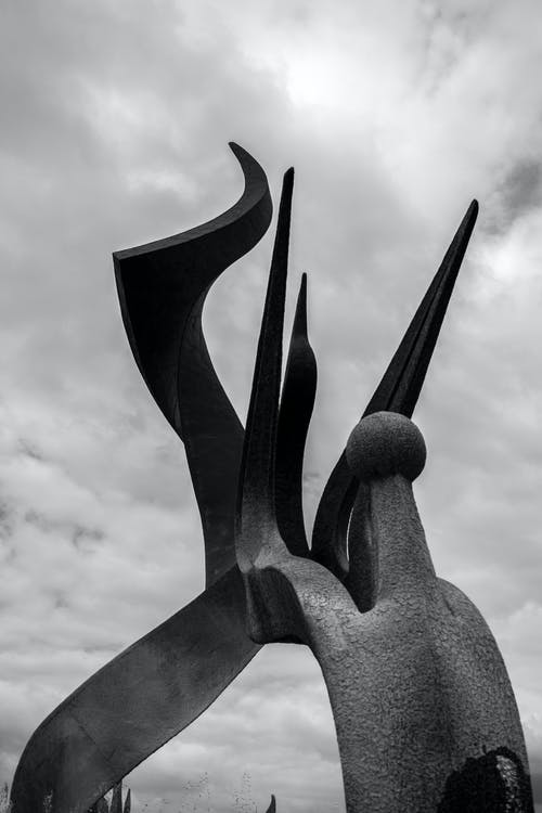Darmowe zdjęcie z galerii z czarno-biały, guadalajara, meksyk, posąg
