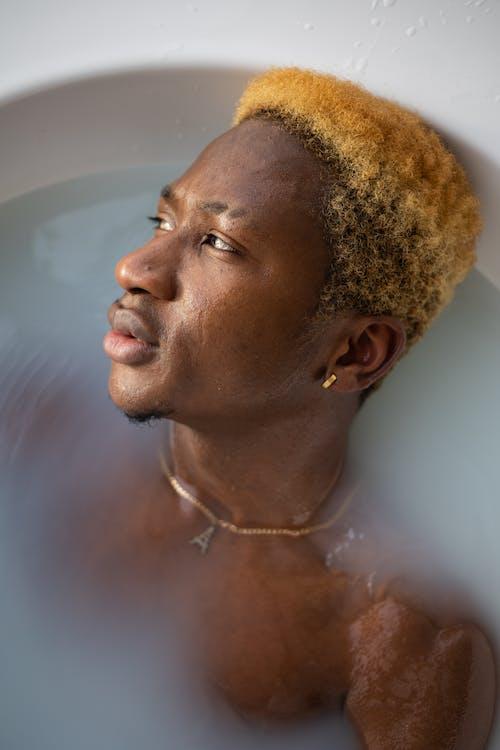 アフリカ系アメリカ人, おとこ, ケアの無料の写真素材