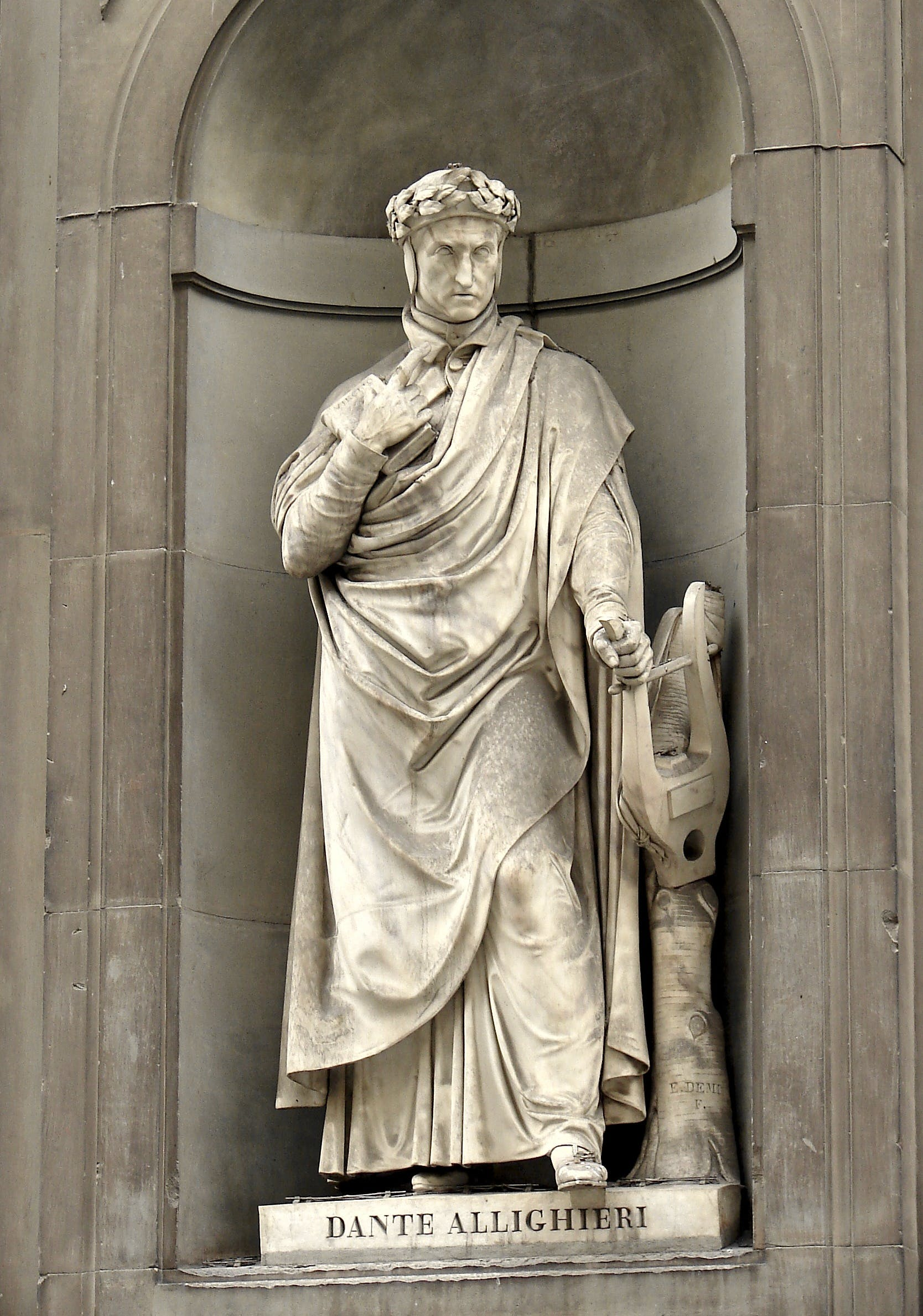 Free stock photo of artwork, dante allighieri, florence, royalty free