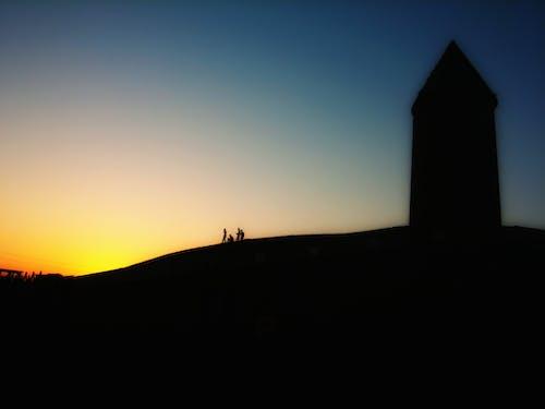 Free stock photo of peaple, sunset