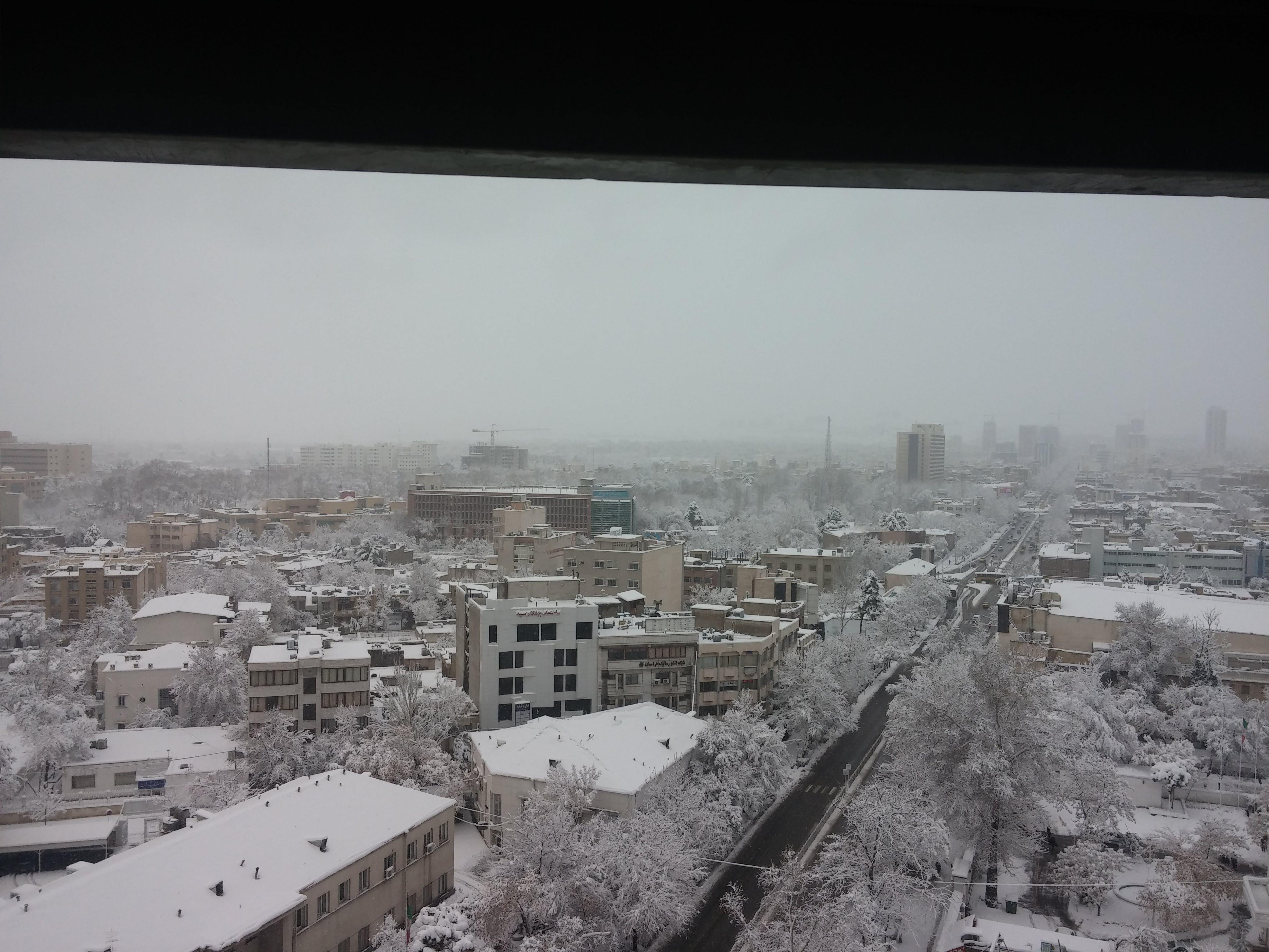 Foto d'estoc gratuïta de edifici, hivern