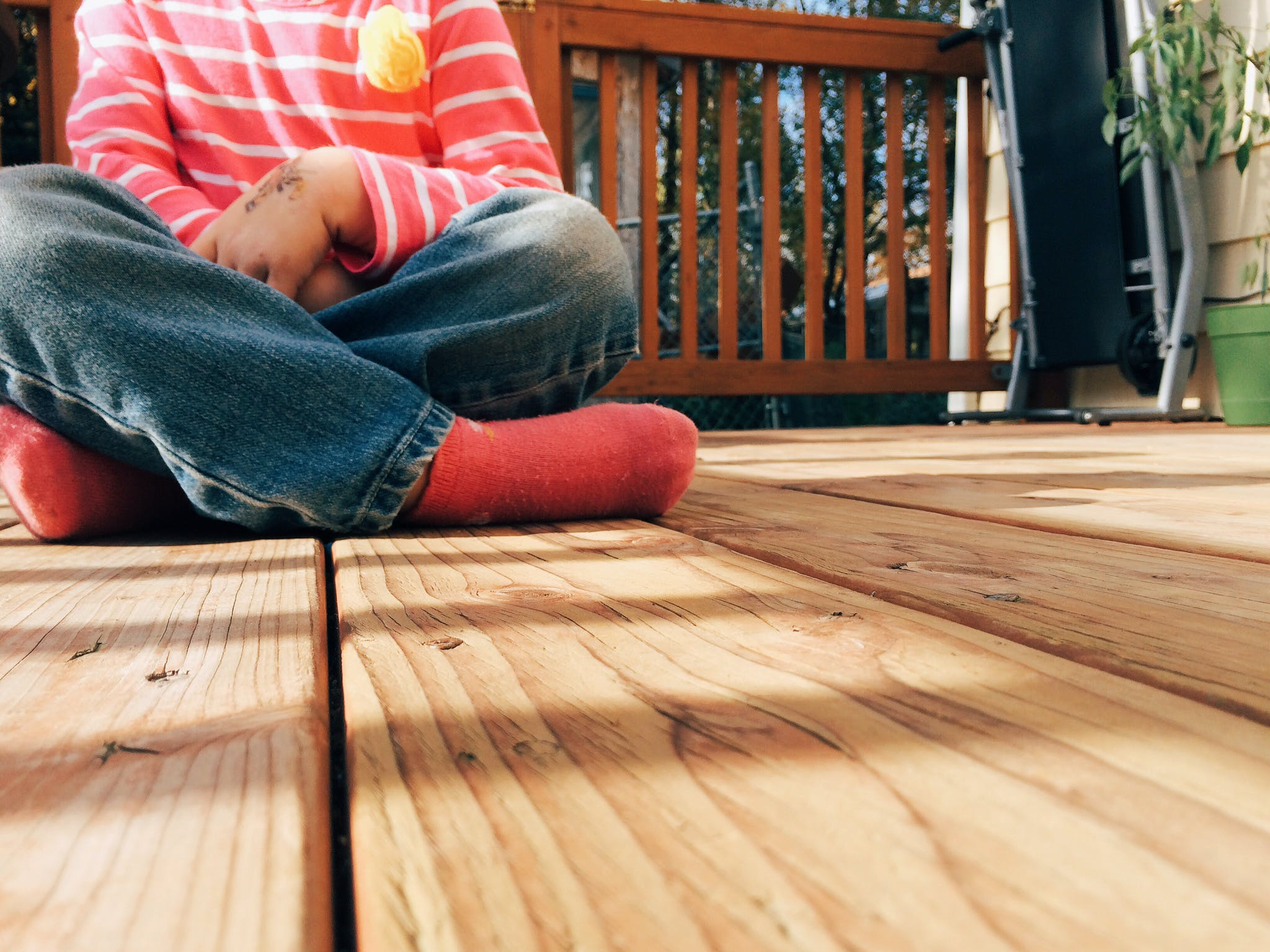 Free stock photo of wood, girl, outside, lines