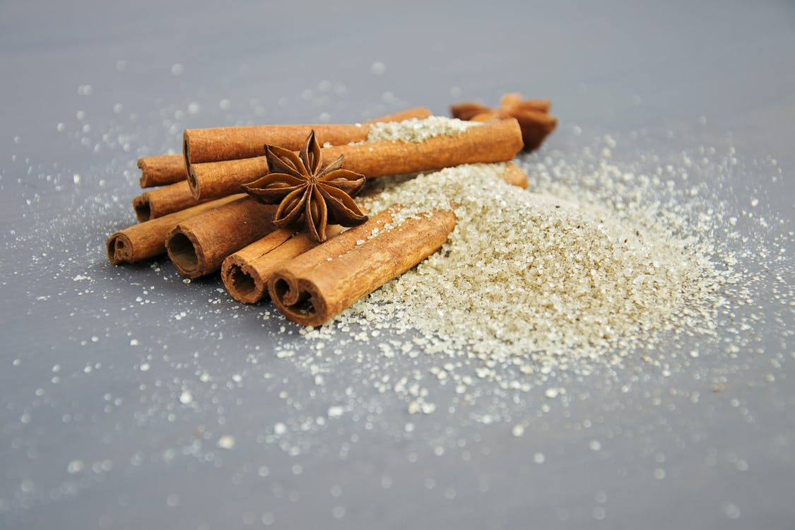 Cinnamon and Star Anis Spices